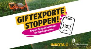 Giftexporte stoppen