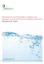 Pharmaceutical Pollutants in Water and  the Revision of the EU Groundwater Directive