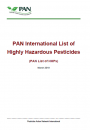 PAN International List of Highly Hazardous Pesticides