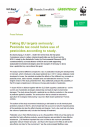 Press release: Study on pesticides tax in the EU