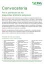 Convocatoria por la prohibición de los plaguicidas altamente peligrosos