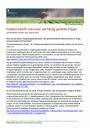 Pestizid-Abdrift: Antworten auf häufig gestellte Fragen