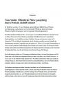 Presseinformation: Öffentliche Plätze ganzjährig durch Pestizid-Abdrift belastet