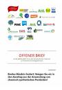 Offener Brief an die Kandidat*innen der Bundestagwahl 2021