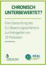 Zusammenfassung: CHRONISCH UNTERBEWERTET? Eine Überprüfung des EU-Bewertungsverfahrens zur Krebsgefahr von 10 Pestiziden